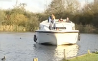 Mooring Alongside video